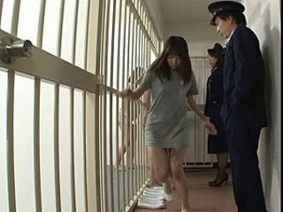 Japanese Secret Women's Prison part 2 Cavity Search