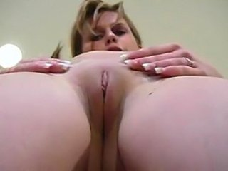Amazing Close up Cute Pussy Shaved Stripper Teen
