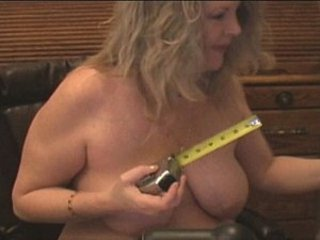 Chubby Clit Mature SaggyTits