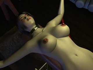 House of erotic monster - 3d  free