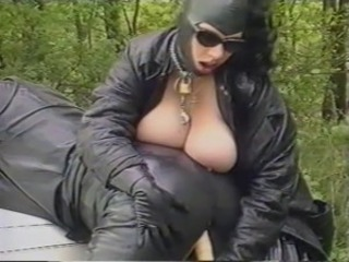 Big Tits Clothed Fetish MILF Natural Outdoor Toy Vintage