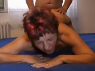 Amateur Doggystyle Homemade Mature Redhead
