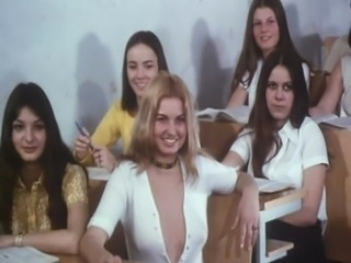 Amazing School Student Teen Vintage