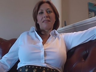 Mistress D - Mummy's Boy Little Foot Wanker