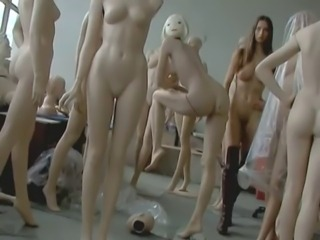 Amazing Cute Nudist Skinny Teen