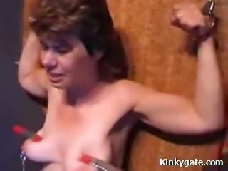 extreme painful punishment mature slave kate