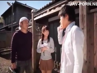 Asian Babe Cute Japanese Outdoor Teen