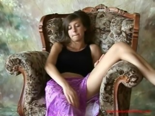 Masturbating Russian Solo Teen