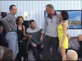 mature housewife gangbang