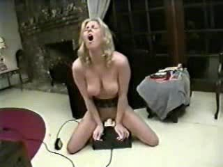Intense sybian screaming Wife.F70