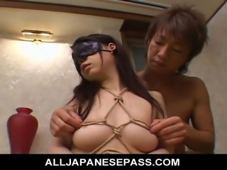 Asian Bondage Cute Japanese Natural Teen