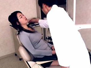 Asian Doctor Japanese Teen Uniform