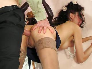 Anal Doggystyle Hardcore Stockings Teen