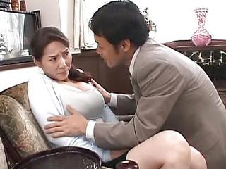 Asian Big Tits Japanese MILF