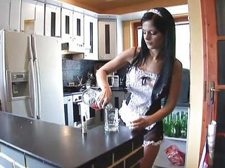 Kitchen Maid Pornstar Uniform