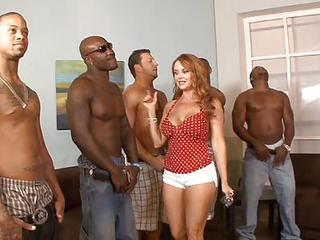 5 Interracial Guys Lineup So That Housewife Janet Mason Can Choose The...