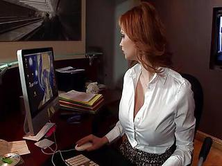 Tarra White Got Her Ass Fucked By Boss