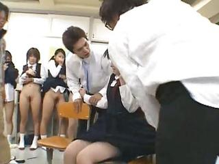 Asian Groupsex Orgy School Student Teen Uniform