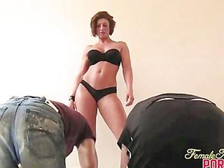 Mistress Amazon  Hard Help Is Good To Find
