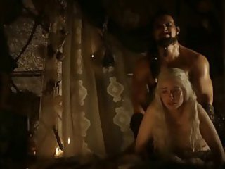 Emilia Clarke Getting Rammed Hard.