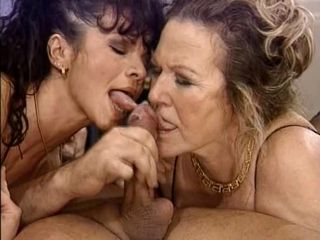 Granny and Milf Fuck the Mech...