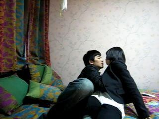 amateur korean couple sex video