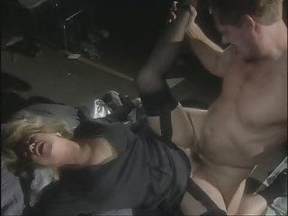 Clothed Hardcore MILF Stockings