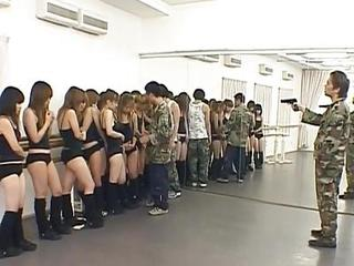 Army Asian Forced Japanese Orgy Teen