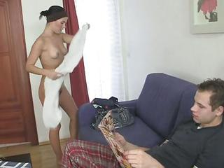Cute Girl Gets Fucked Rough