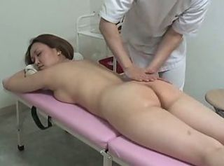 Asian Ass Japanese Massage MILF