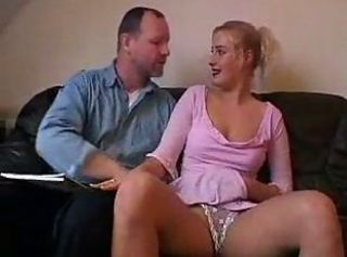 Daddy Daughter Panty Teen