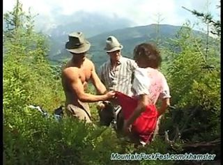 Anal Double Penetration Hardcore Outdoor Teen Threesome