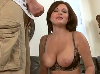 Amazing Big Tits Cumshot Cute Facial MILF Natural