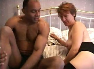 British Milf Denise Interracial
