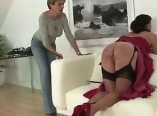Amazing Fetish Mature Spanking