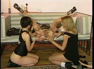 Trio Infernal. Pt3 More German Perverts Fisting And...