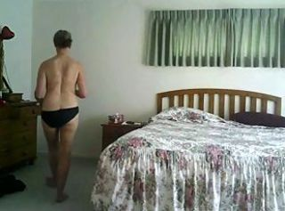 My Wife Preparing for Sex on Hidden Cam