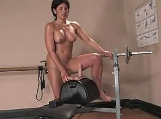 Babe Cute Machine Natural Sport