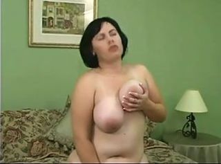 Amateur Big Tits Chubby Masturbating MILF Natural Solo