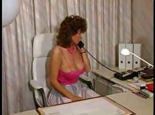 Big Tits MILF Natural Office Secretary Vintage