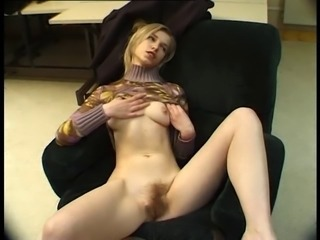French Slut A31 gangbang babe hairy pussy DP