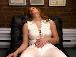 Big Tits MILF Sleeping