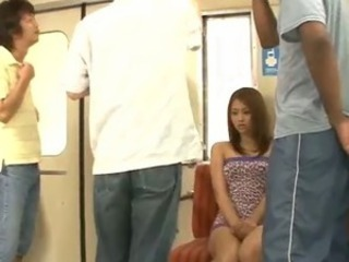 Asian Forced Gangbang Japanese Public Teen