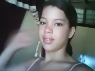 Amateur Brazilian Cute Teen
