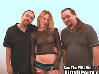Amateur Fishnet Old and Young Small Tits Teen Threesome