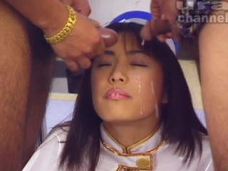 Asian Bukkake Cute Facial Teen Thai Uniform