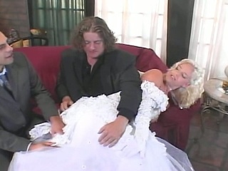 Bride Wants A Threesome Before She Gets Married