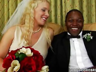 Bride Hardcore Interracial MILF