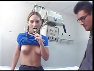 Gen Padova at the doctor - Teen sex video -