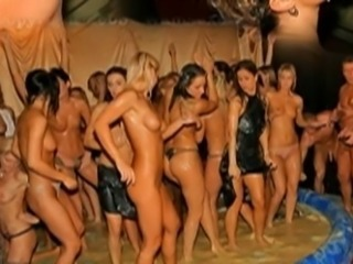 Dancing Drunk Orgy Party Teen